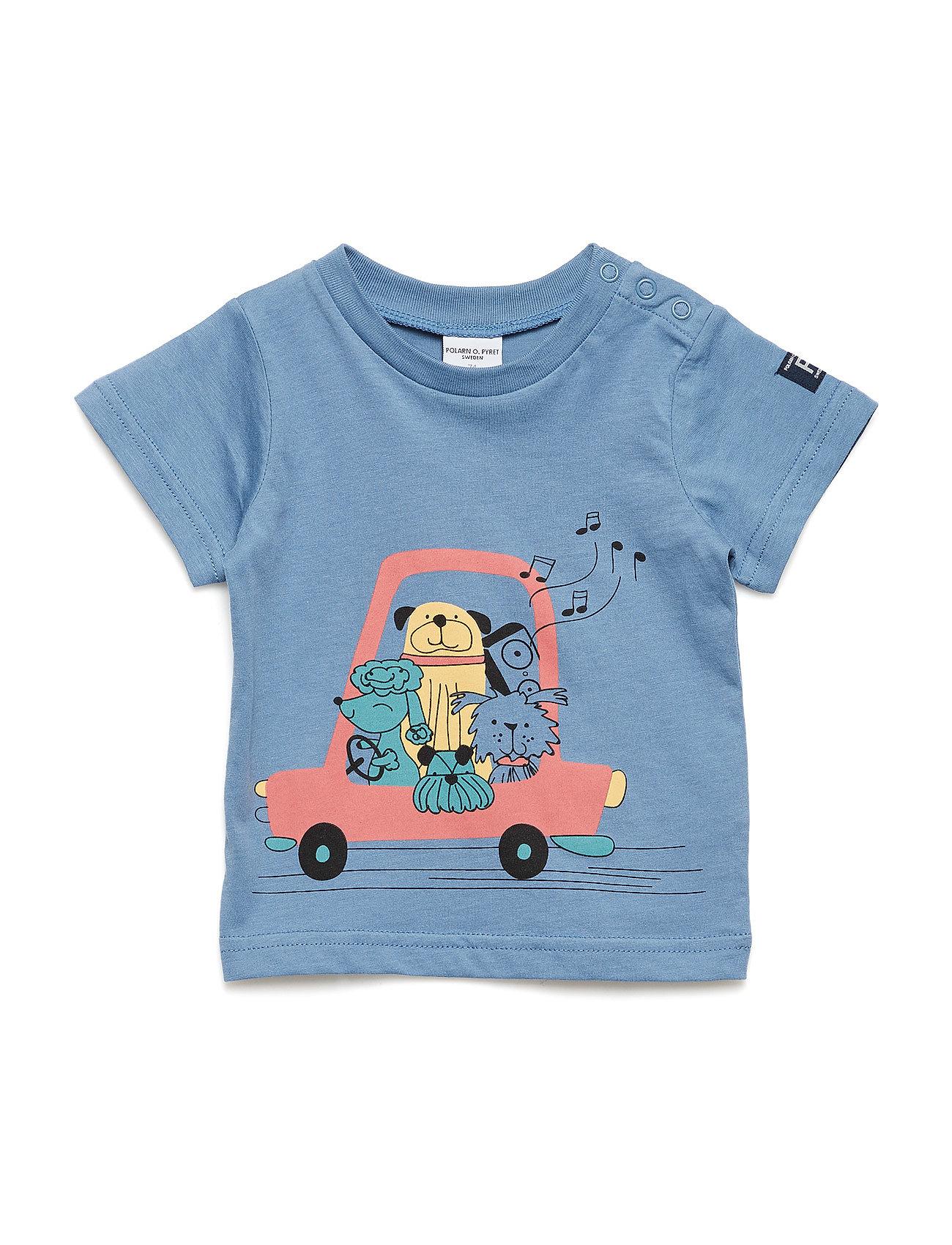 Polarn O. Pyret T-Shirt Short Sleeve Printed Baby