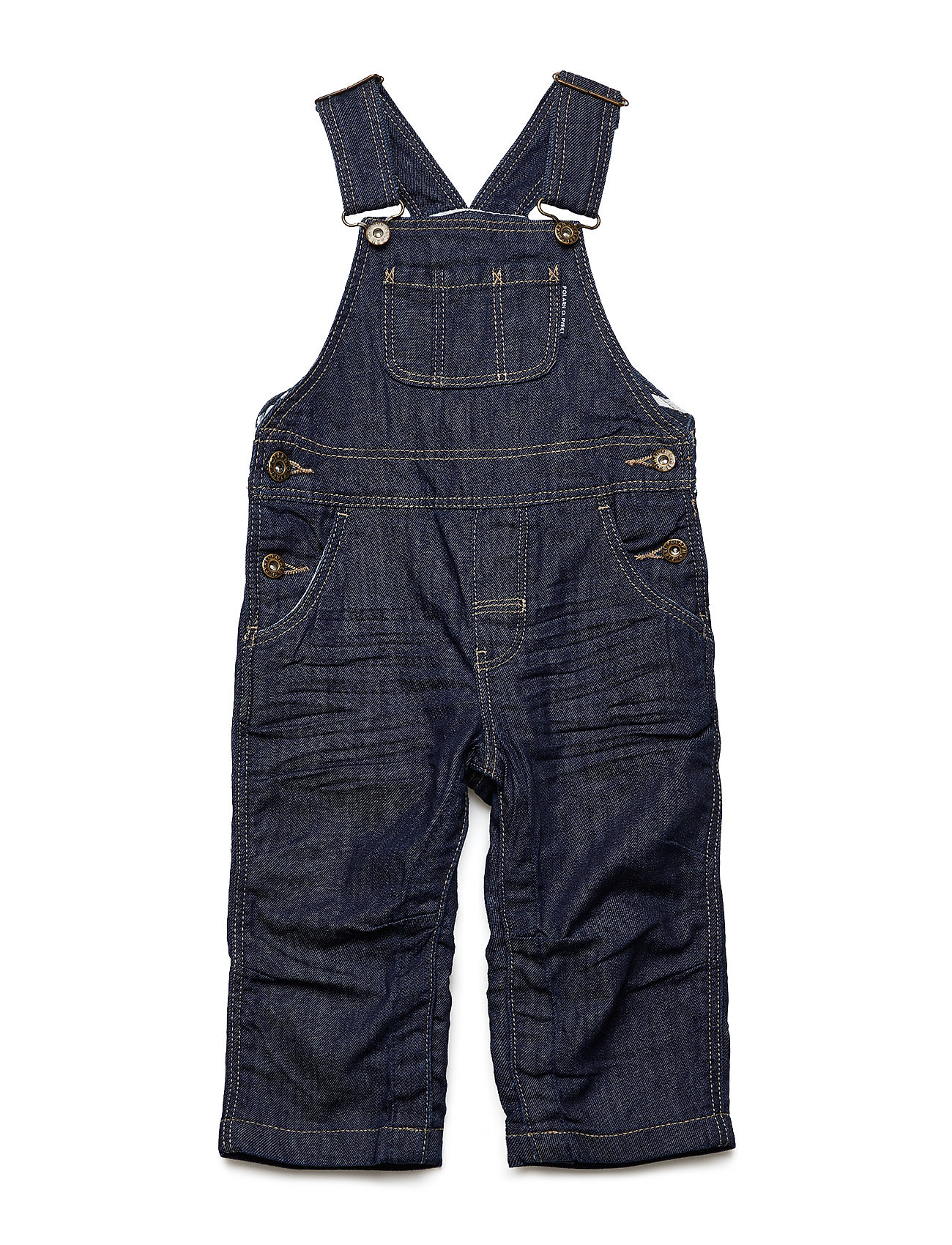 Polarn O. Pyret Dungarees Solid Baby