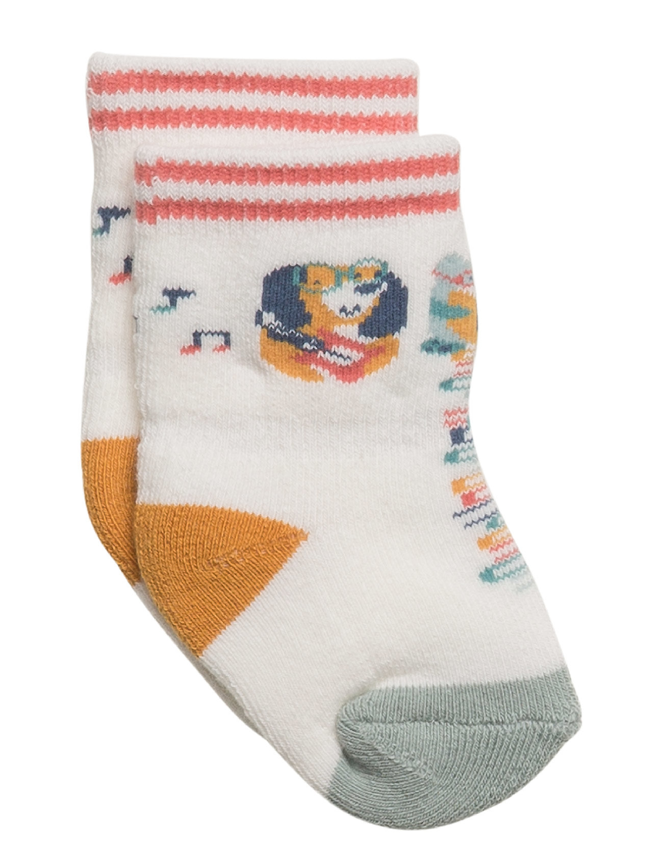 Polarn O. Pyret Sock Terry Newborn