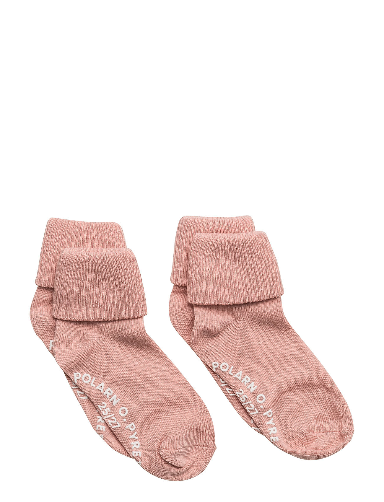 Polarn O. Pyret Sock 2-Pack Solid Preschool