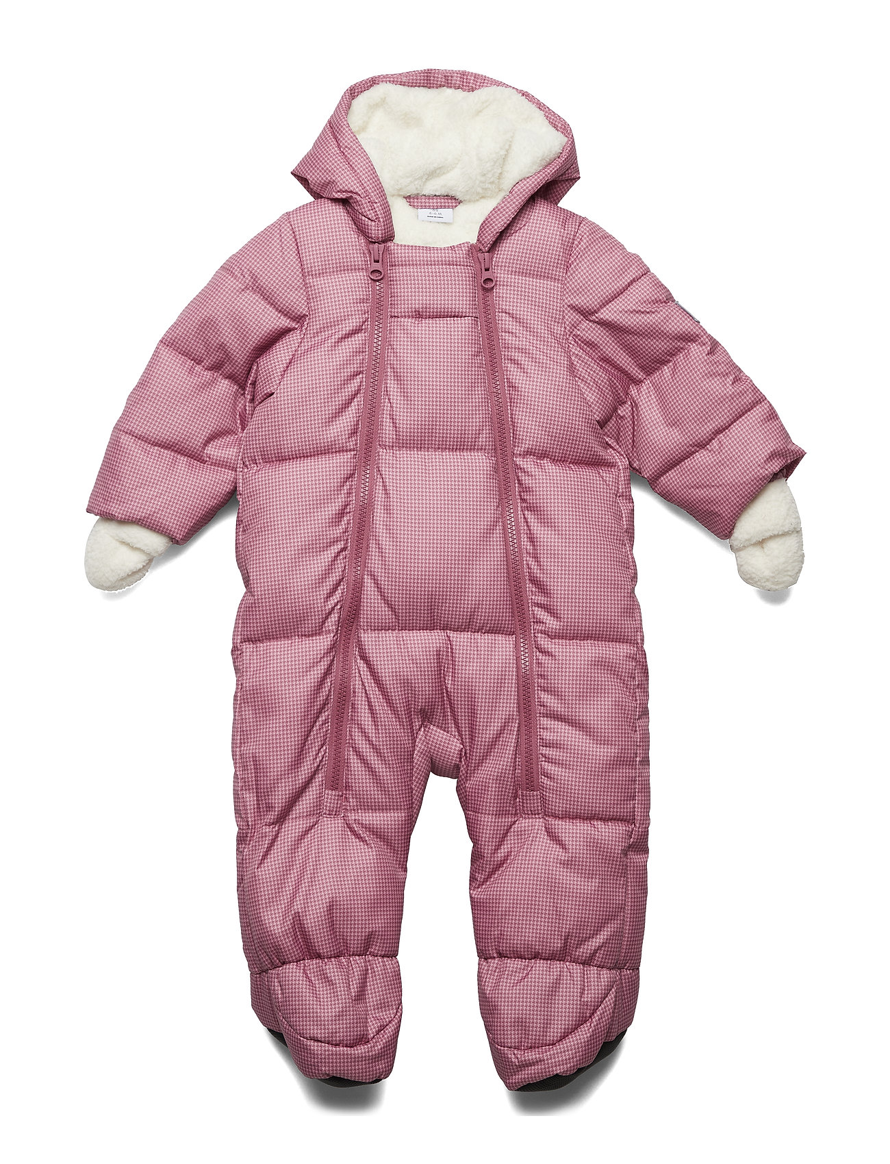 Polarn O. Pyret Outer Overall Solid Newborn