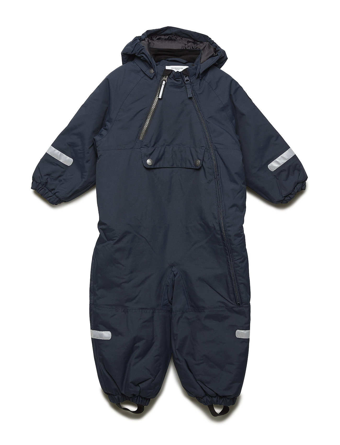 Polarn O. Pyret Overall Solid Baby