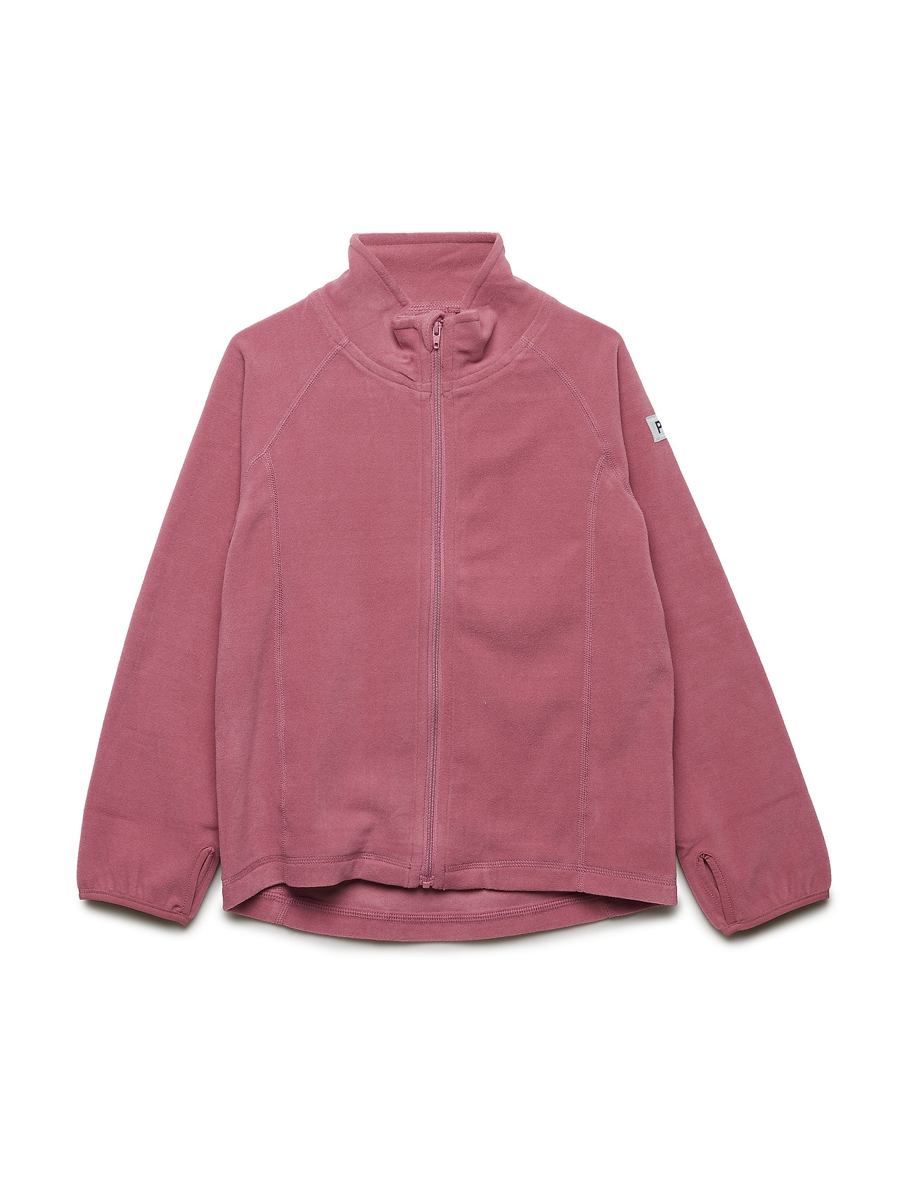 Polarn O. Pyret Zip Up Fleece Solid