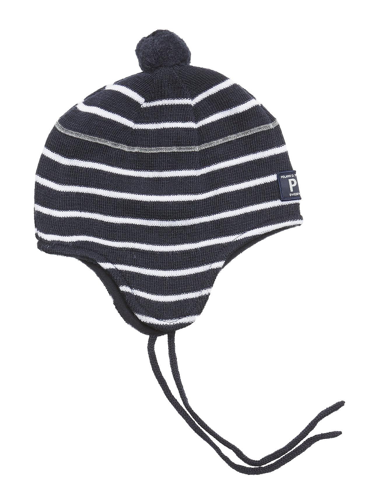 Polarn O. Pyret Cap Striped Baby