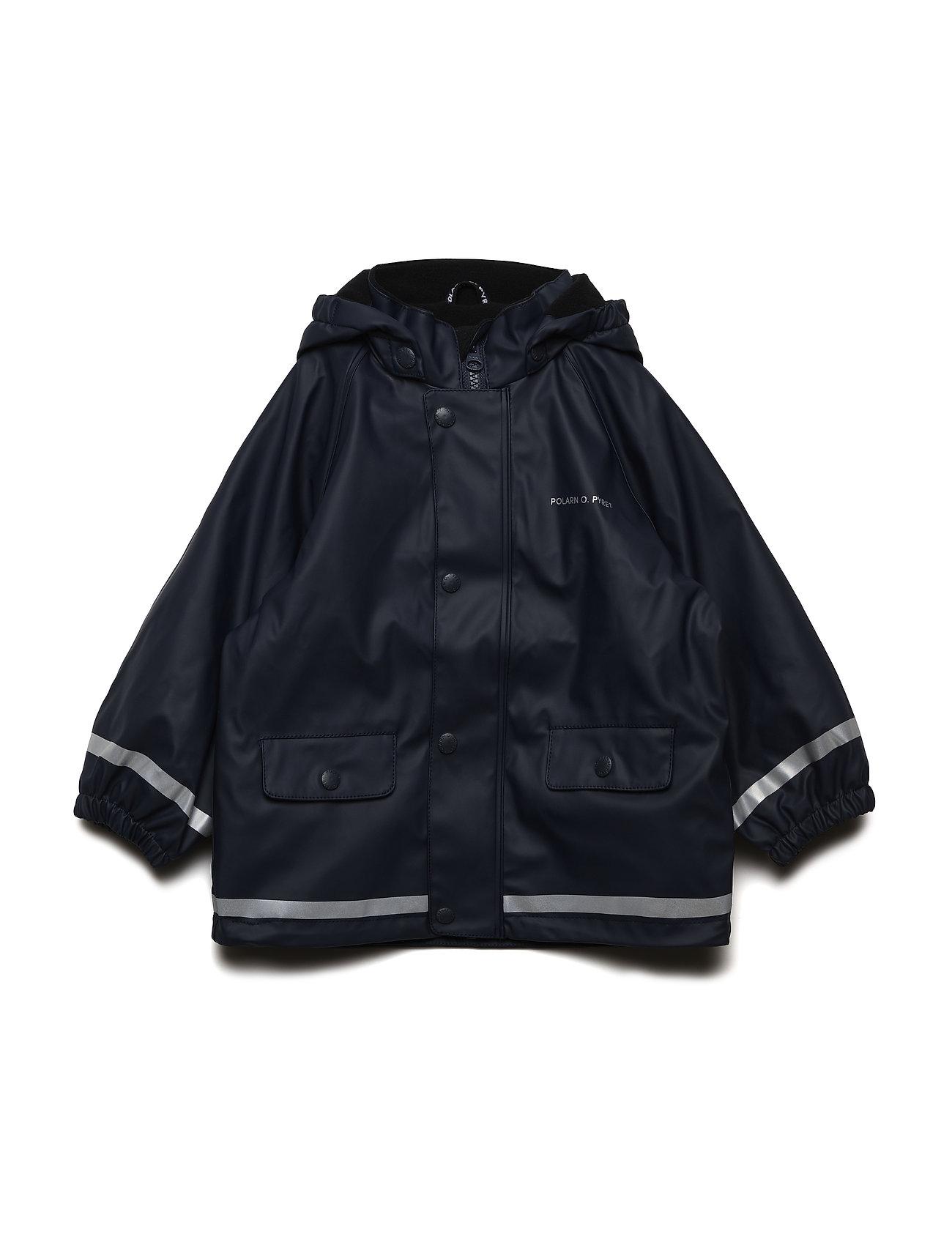 Polarn O. Pyret Rain Jacket Solid Preschool