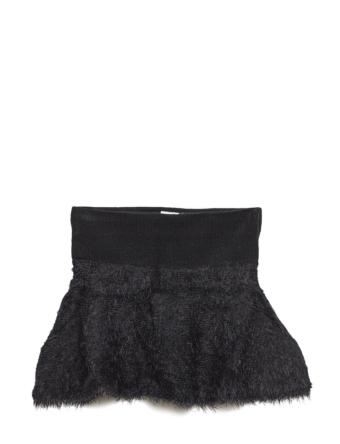 Polarn O. Pyret Skirt Knitted Pre-School - BLACK