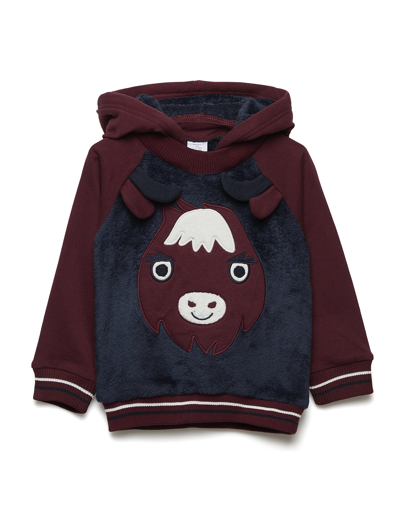 Polarn O. Pyret Sweatshirt Hood Preschool