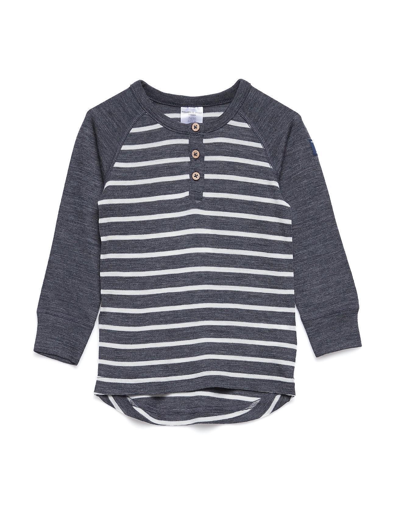 Polarn O. Pyret Sweater Wool Striped Baby