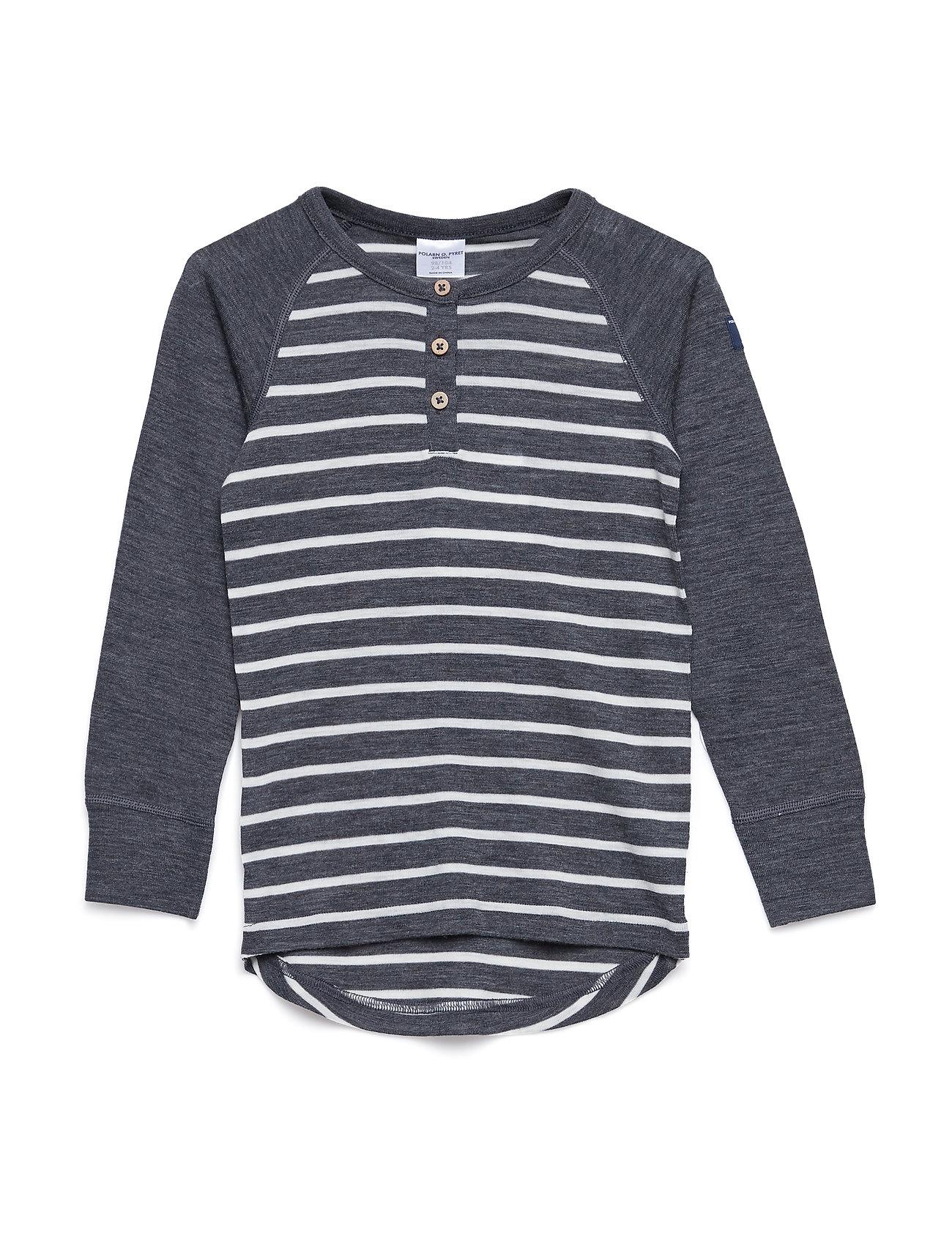 Polarn O. Pyret Sweater Wool Striped PreSchool