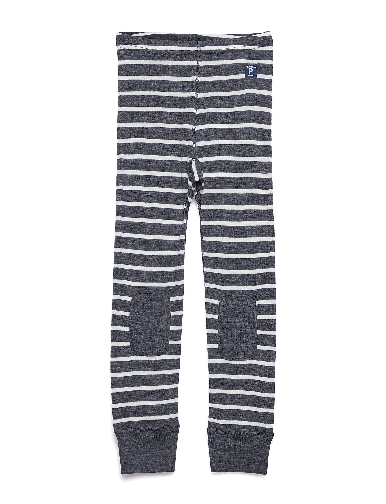 Polarn O. Pyret Long Johns Wool Striped Newborn