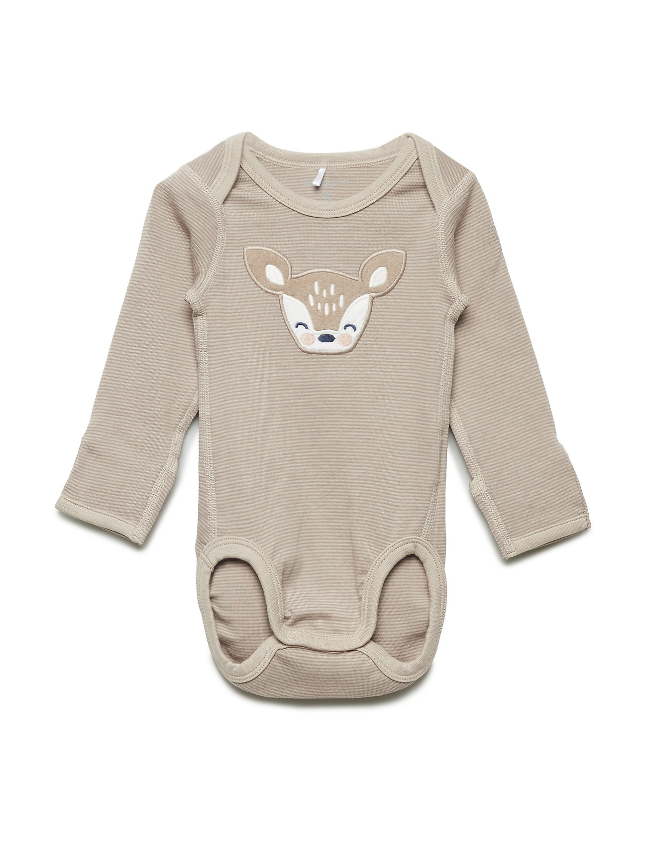 Polarn O. Pyret Body applique l/s Newborn