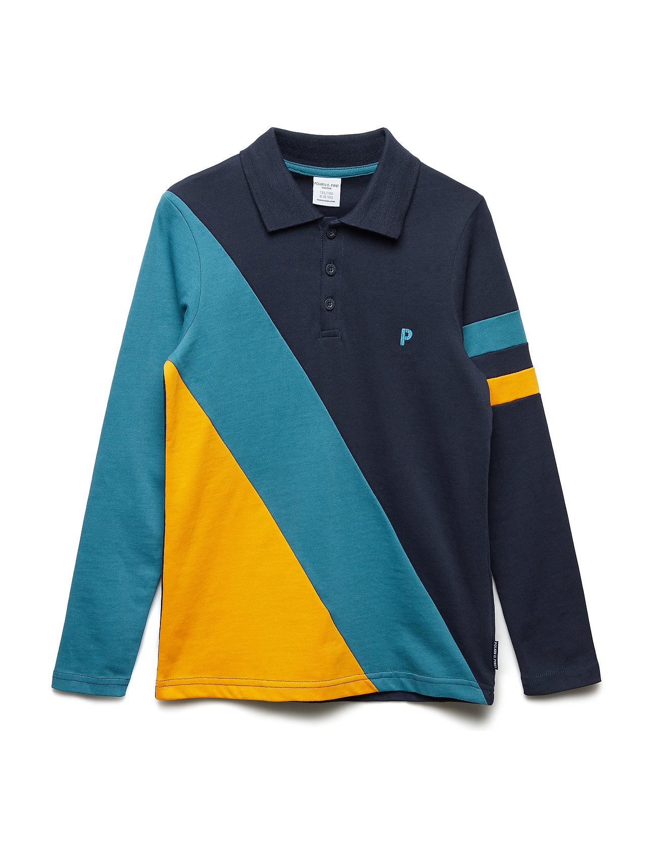 Polarn O. Pyret Top Long Sleeve with collar School