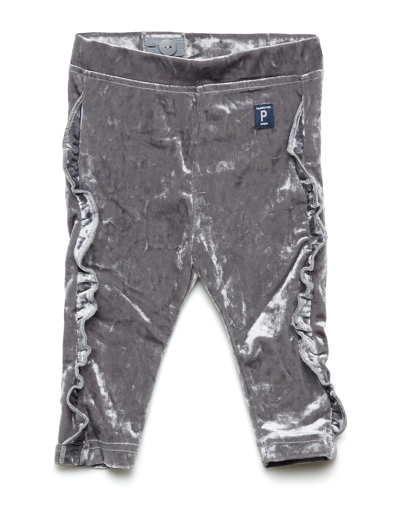 Polarn O. Pyret Leggings Velour Baby