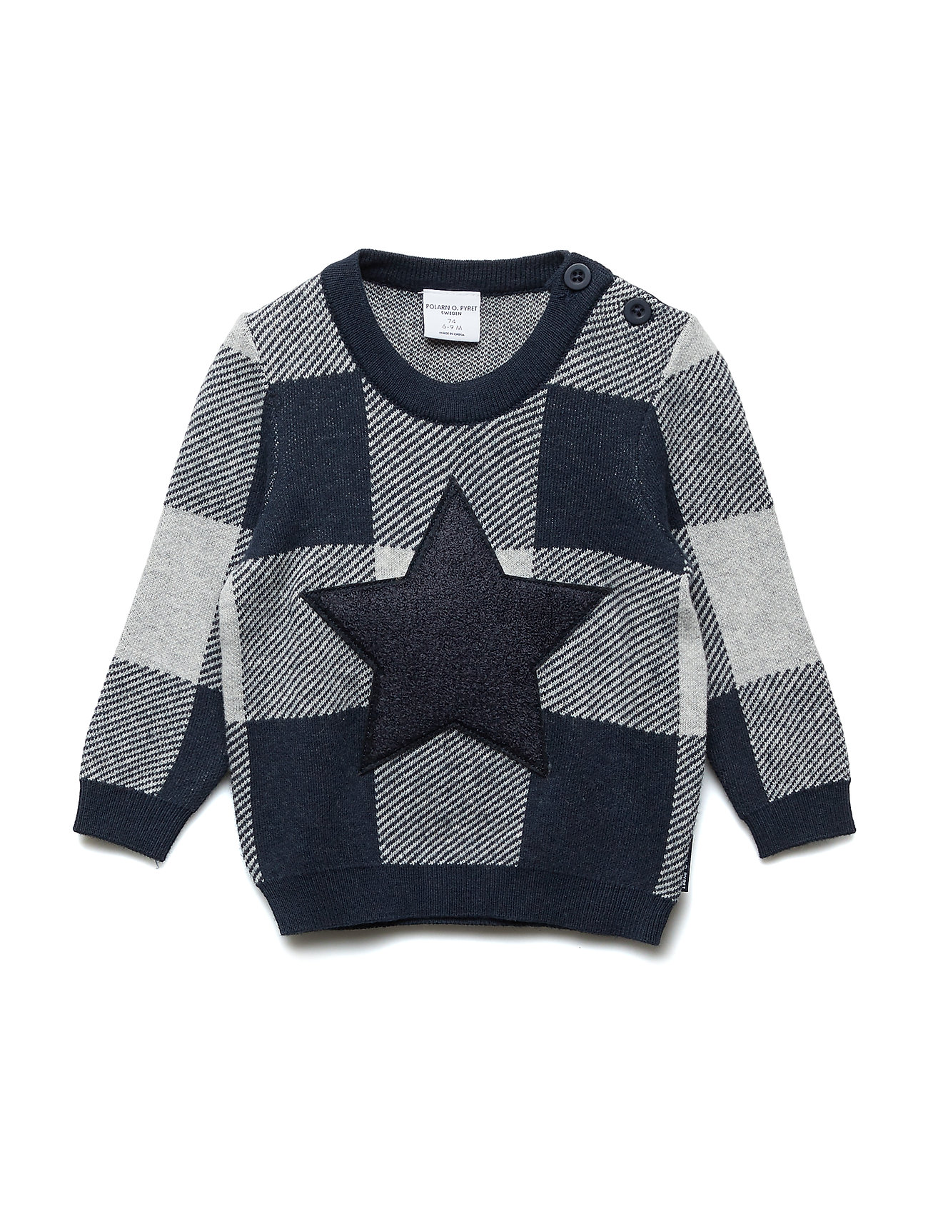 Polarn O. Pyret Sweater Knitted Baby
