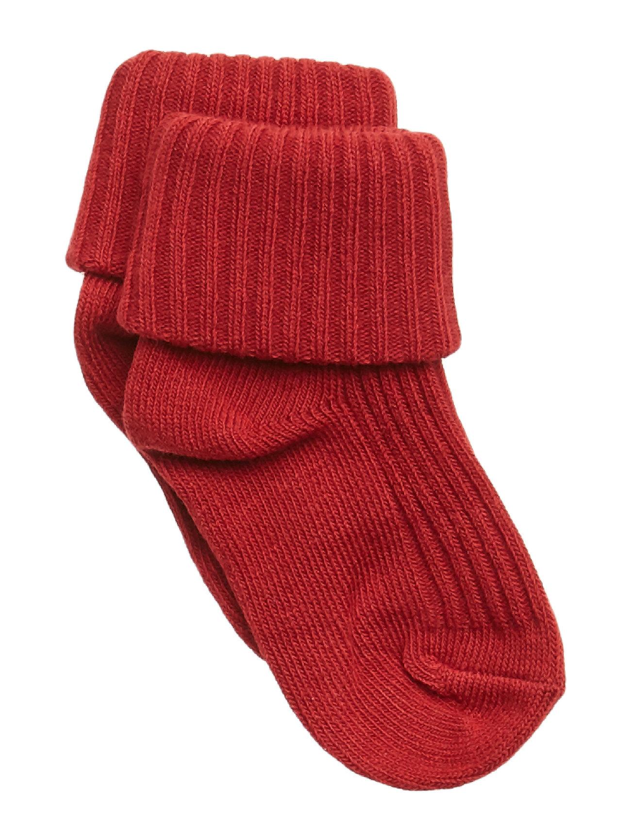 Polarn O. Pyret Sock Solid Newborn