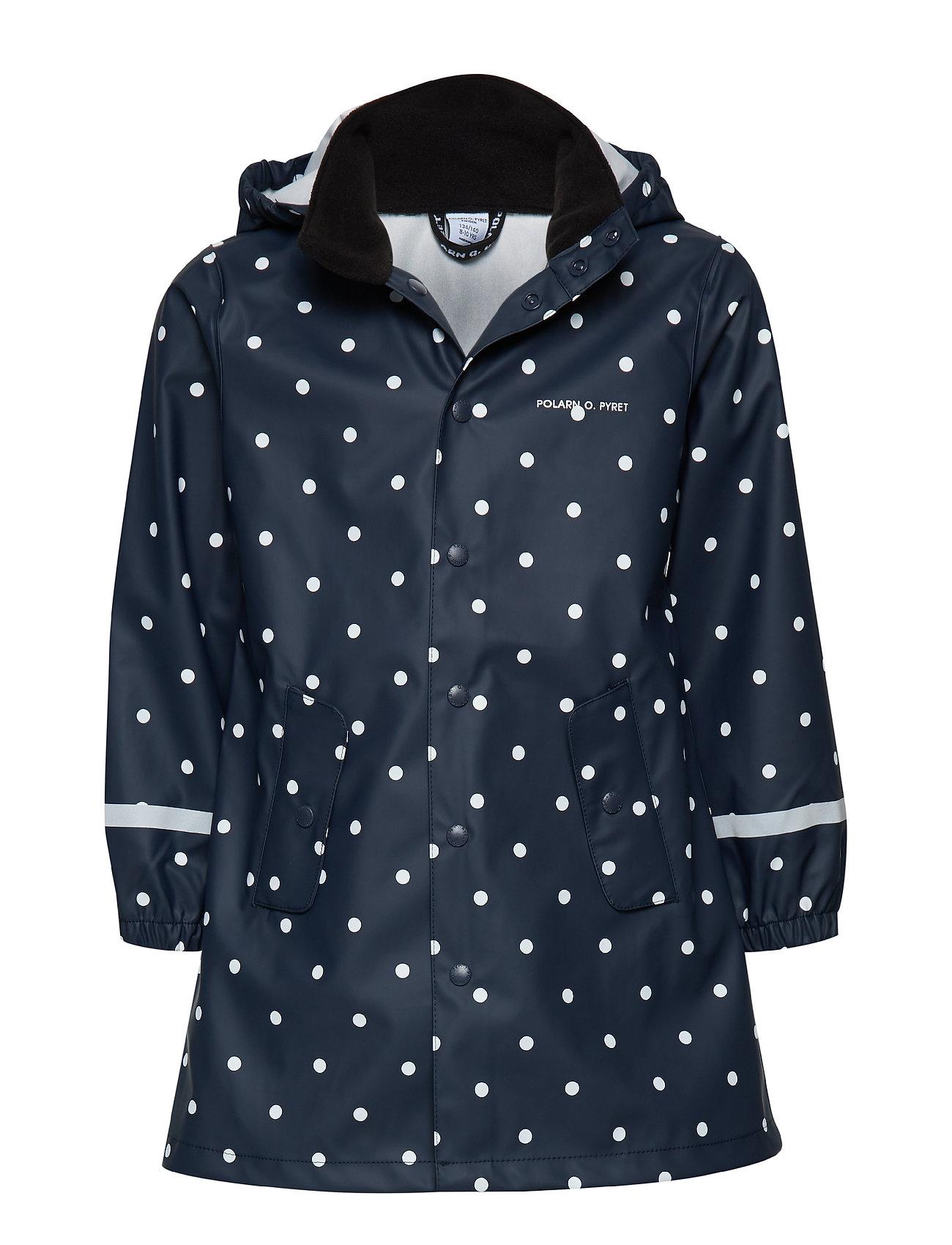 Polarn O. Pyret Waterproof Rain Coat