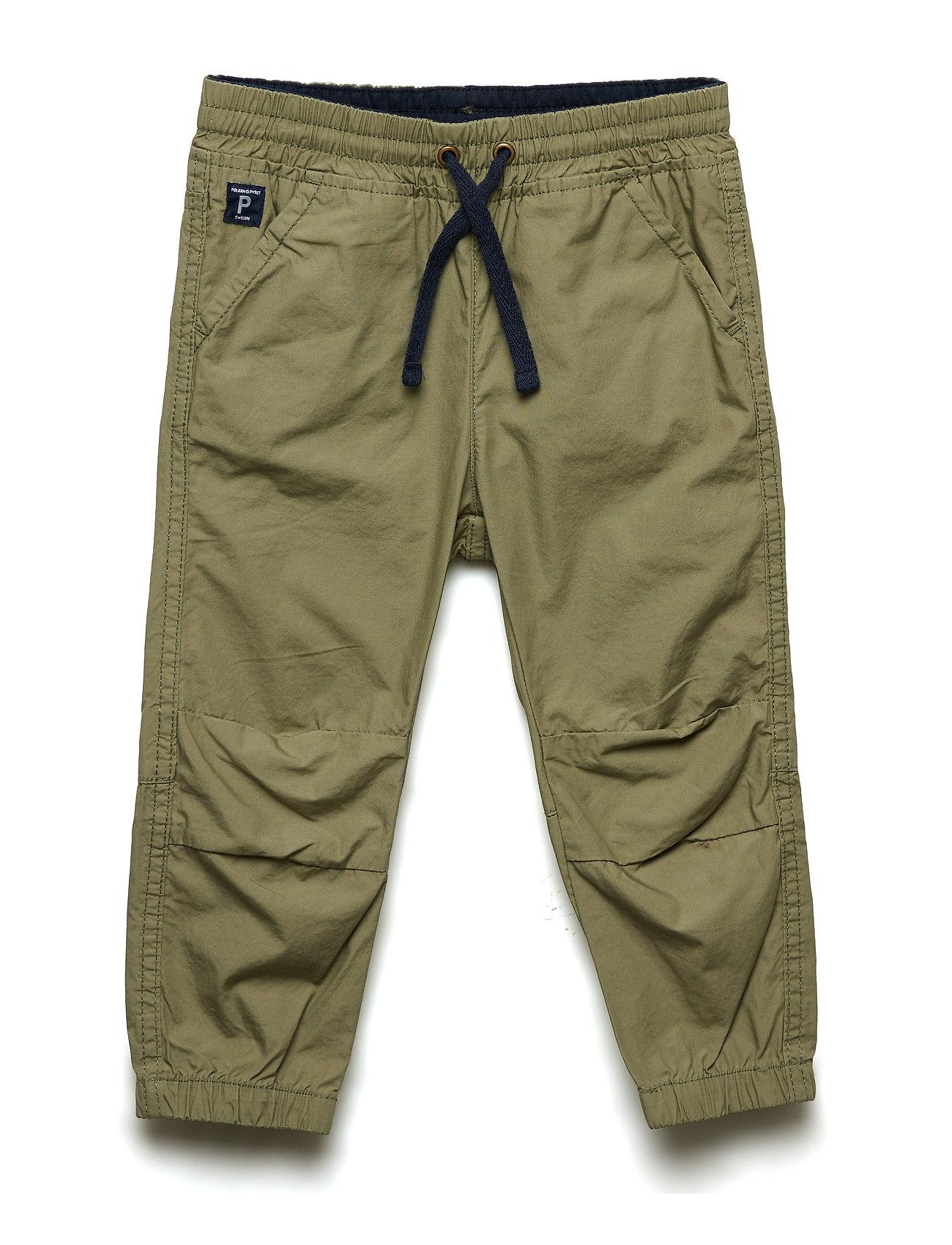 Polarn O. Pyret Trousers Solid Preschool
