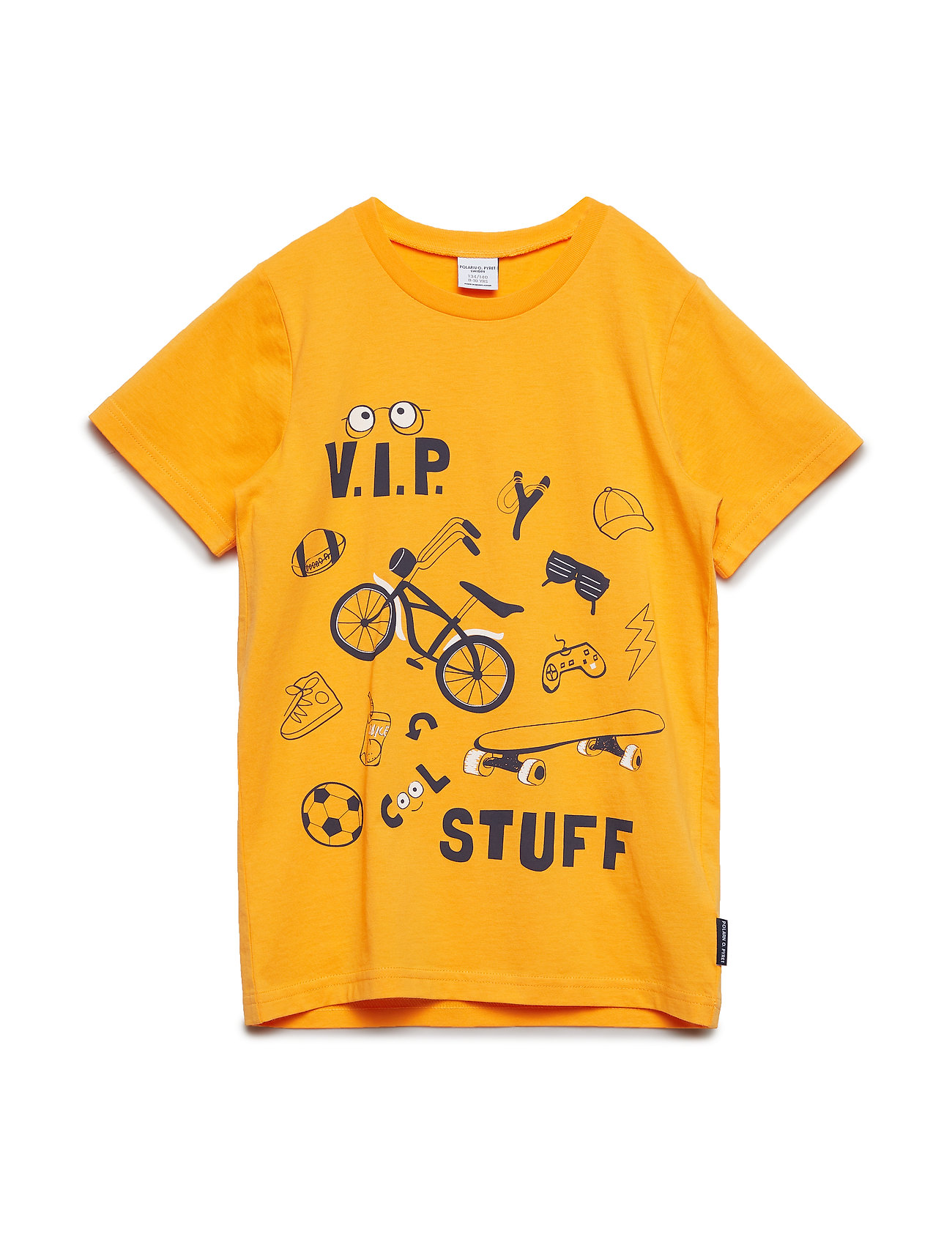Polarn O. Pyret T-shirt Frontprint School