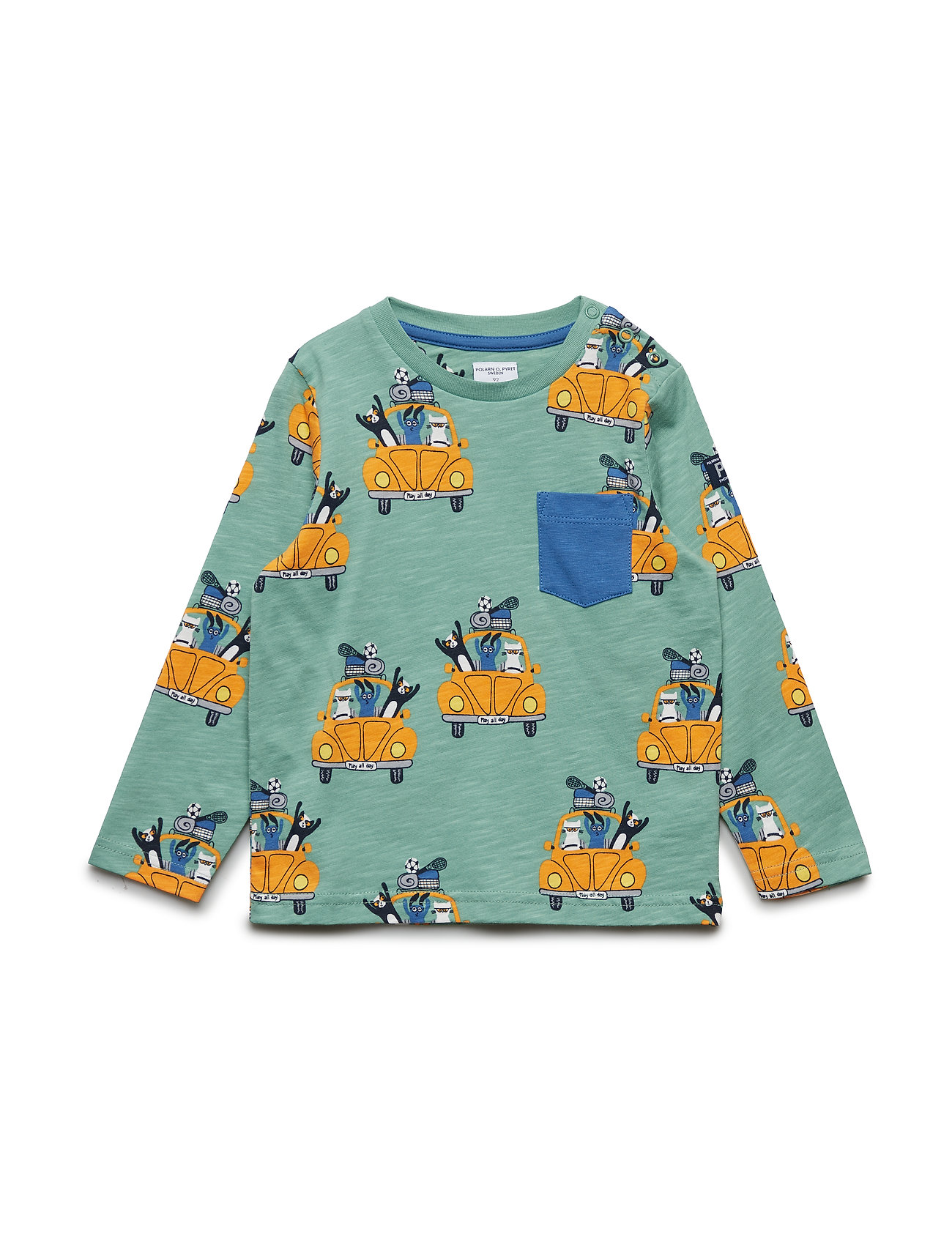 Polarn O. Pyret T-shirt with print Preschool
