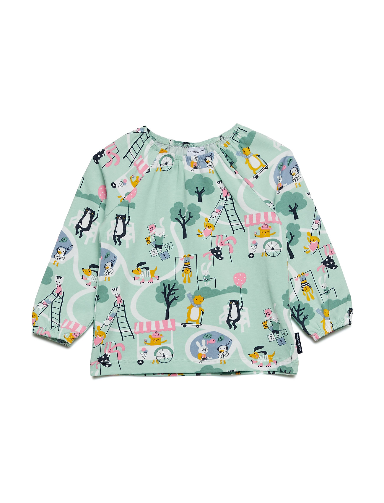 Polarn O. Pyret Top Long Sleeve with print Preschool