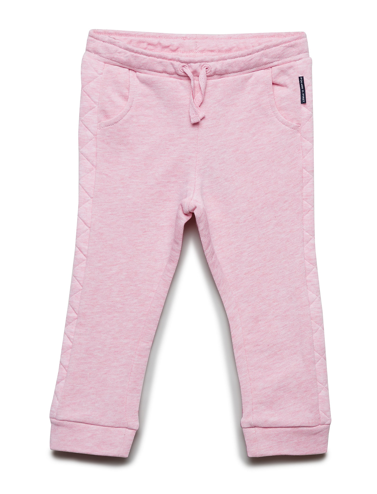 Image of Trouser Jersey Solid Preschool Sweatpants Hyggebukser Lyserød POLARN O. PYRET (3118027313)