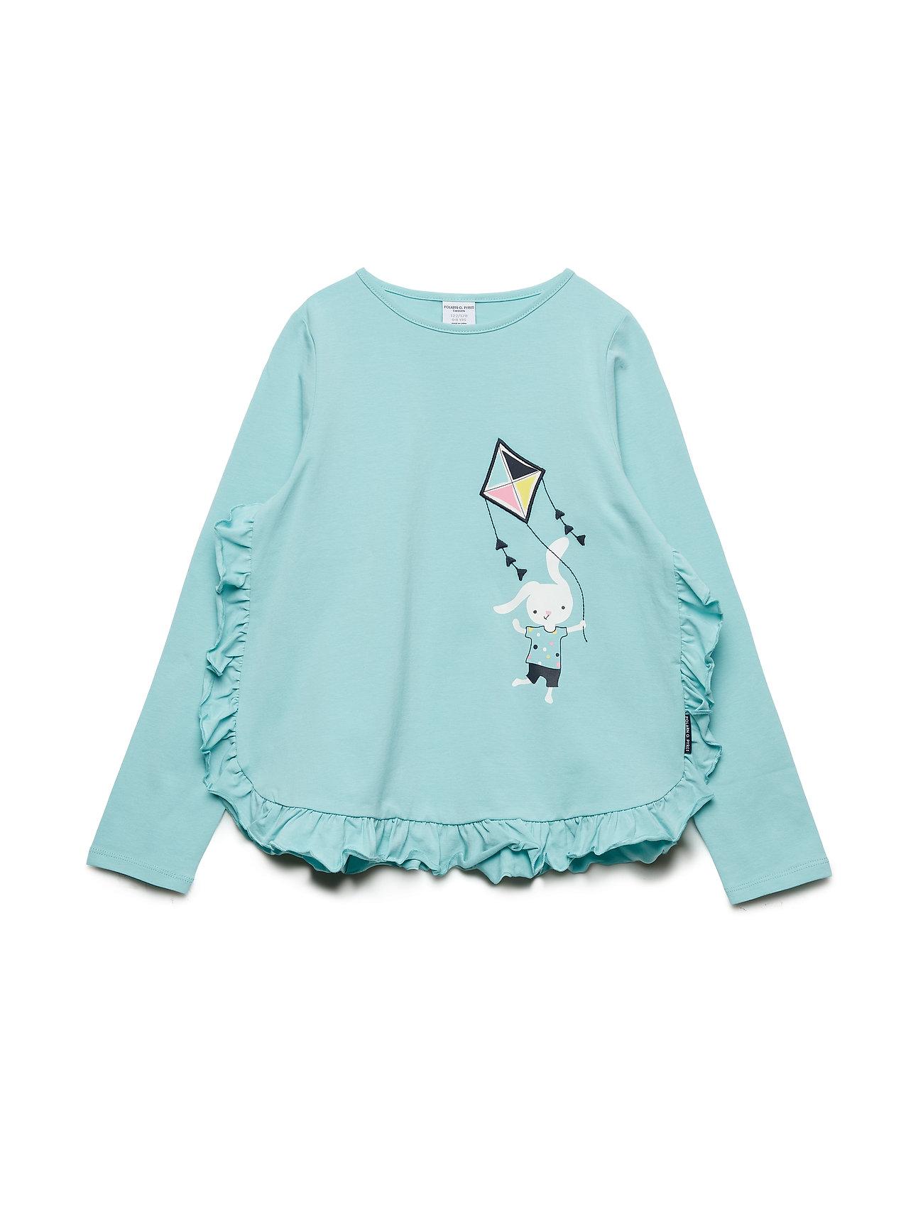 Polarn O. Pyret Top Long Sleeve appliqe Preschool