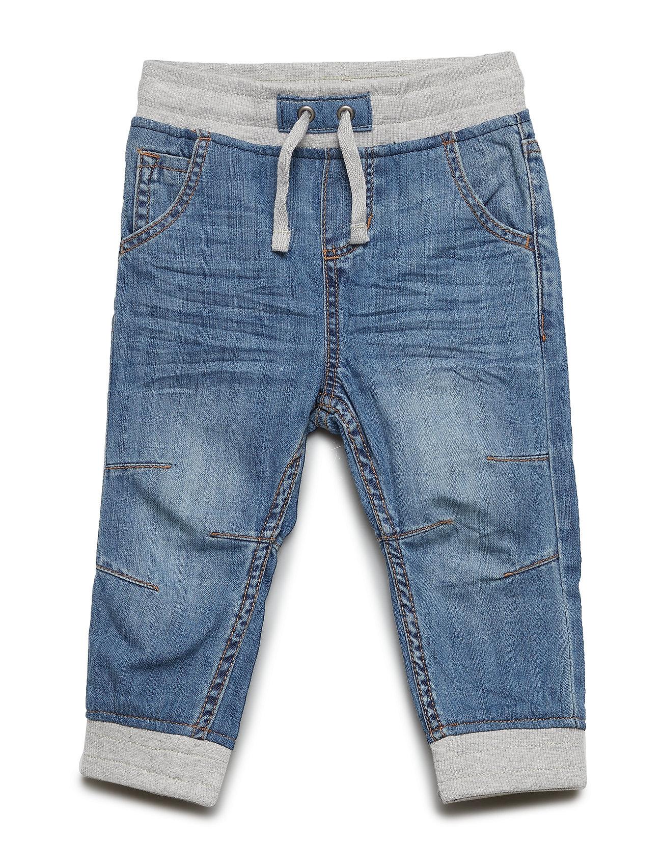 Polarn O. Pyret Jeans w. Rib Cuff Preschool