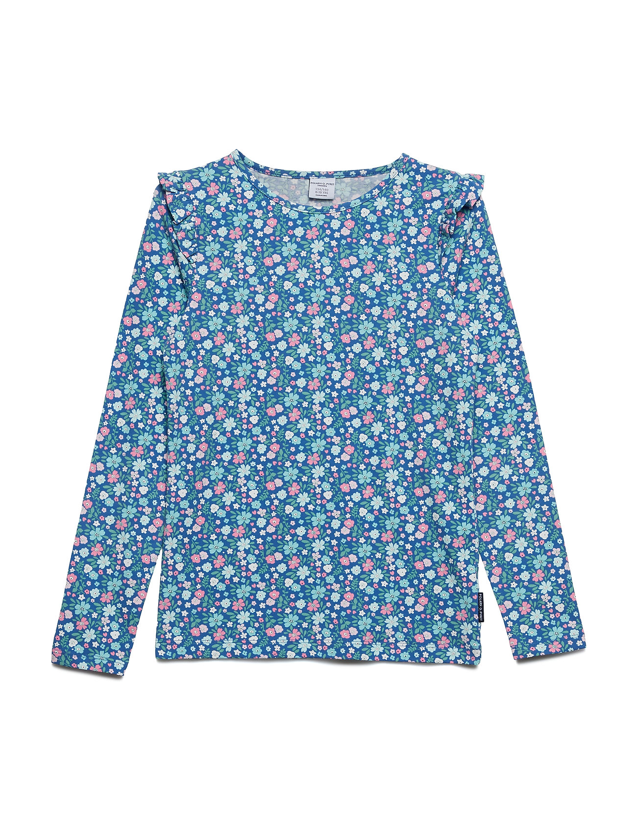 Polarn O. Pyret Top Long Sleeve with print School