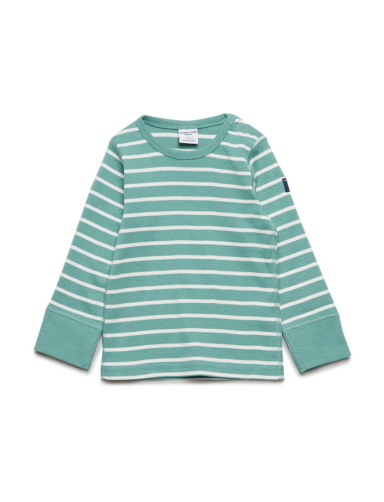 Polarn O. Pyret T-shirt Long Sleeve Stripe Preschool