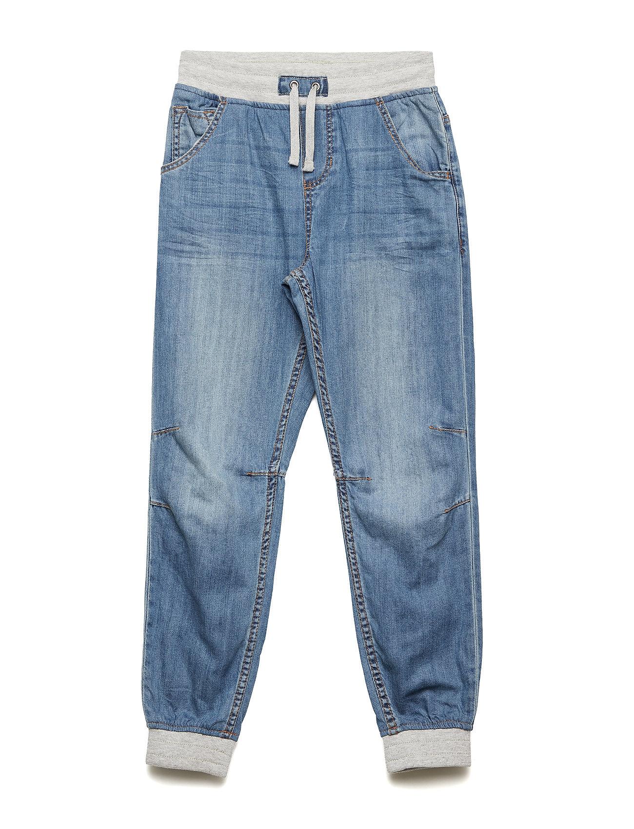 Polarn O. Pyret Jeans w. Rib Cuff School