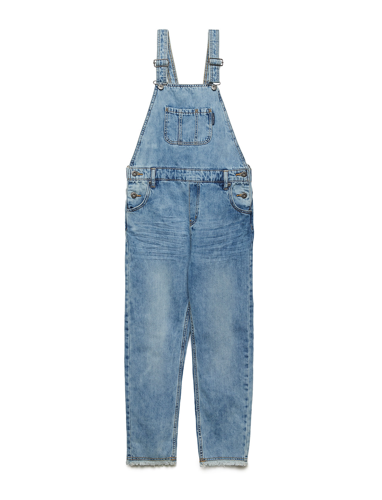 Polarn O. Pyret Dungarees Solid