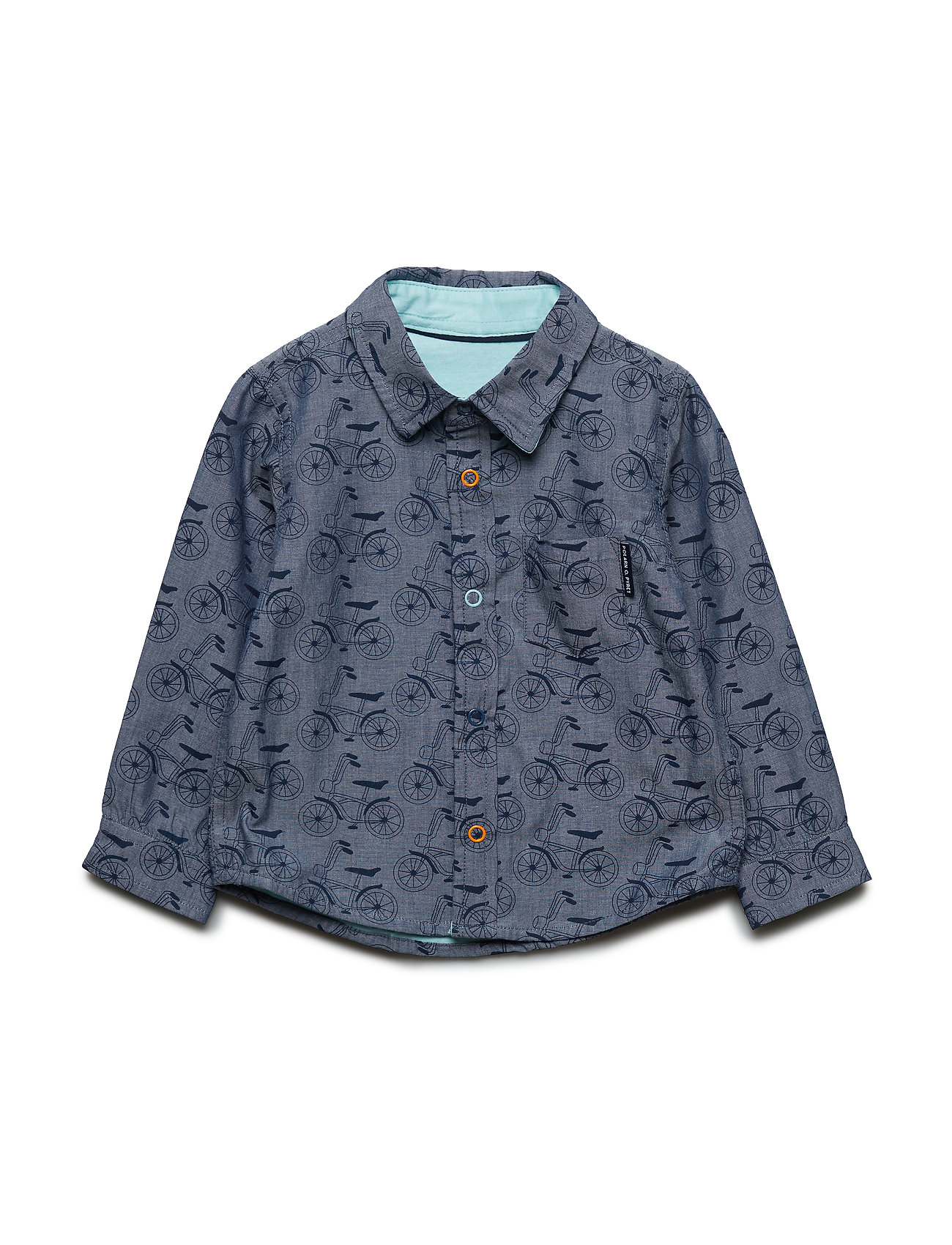 Polarn O. Pyret Shirt Long Sleeve with print Pre-school