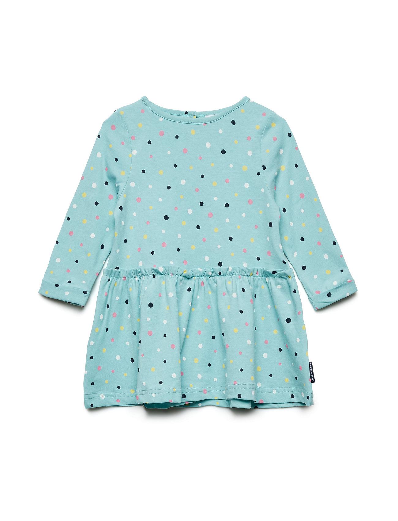 Polarn O. Pyret Dress Long Sleeve with print Preschool