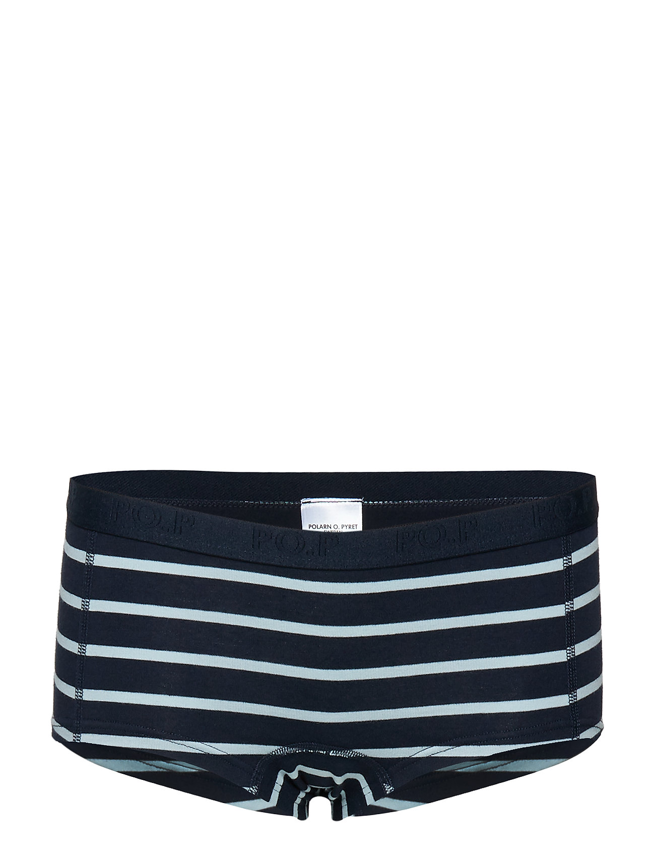 Polarn O. Pyret Boxer Striped Girl