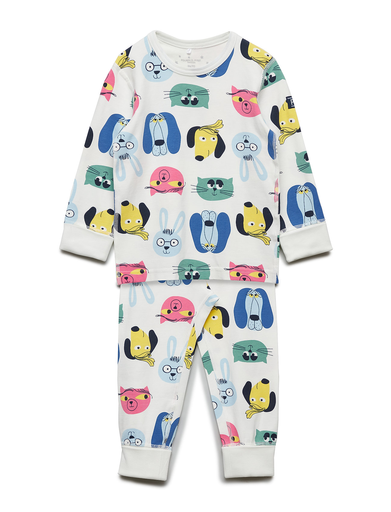 Polarn O. Pyret Pyjamas with print Preschool