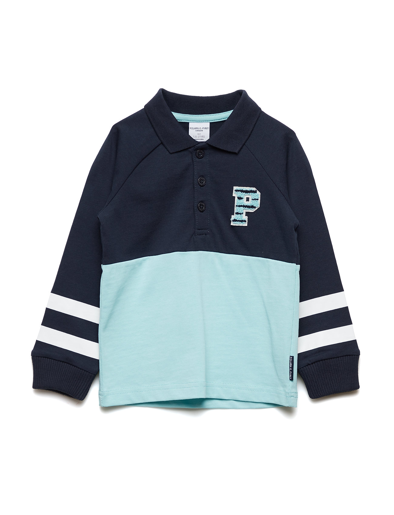 Polarn O. Pyret Top Long Sleeve badge Preschool