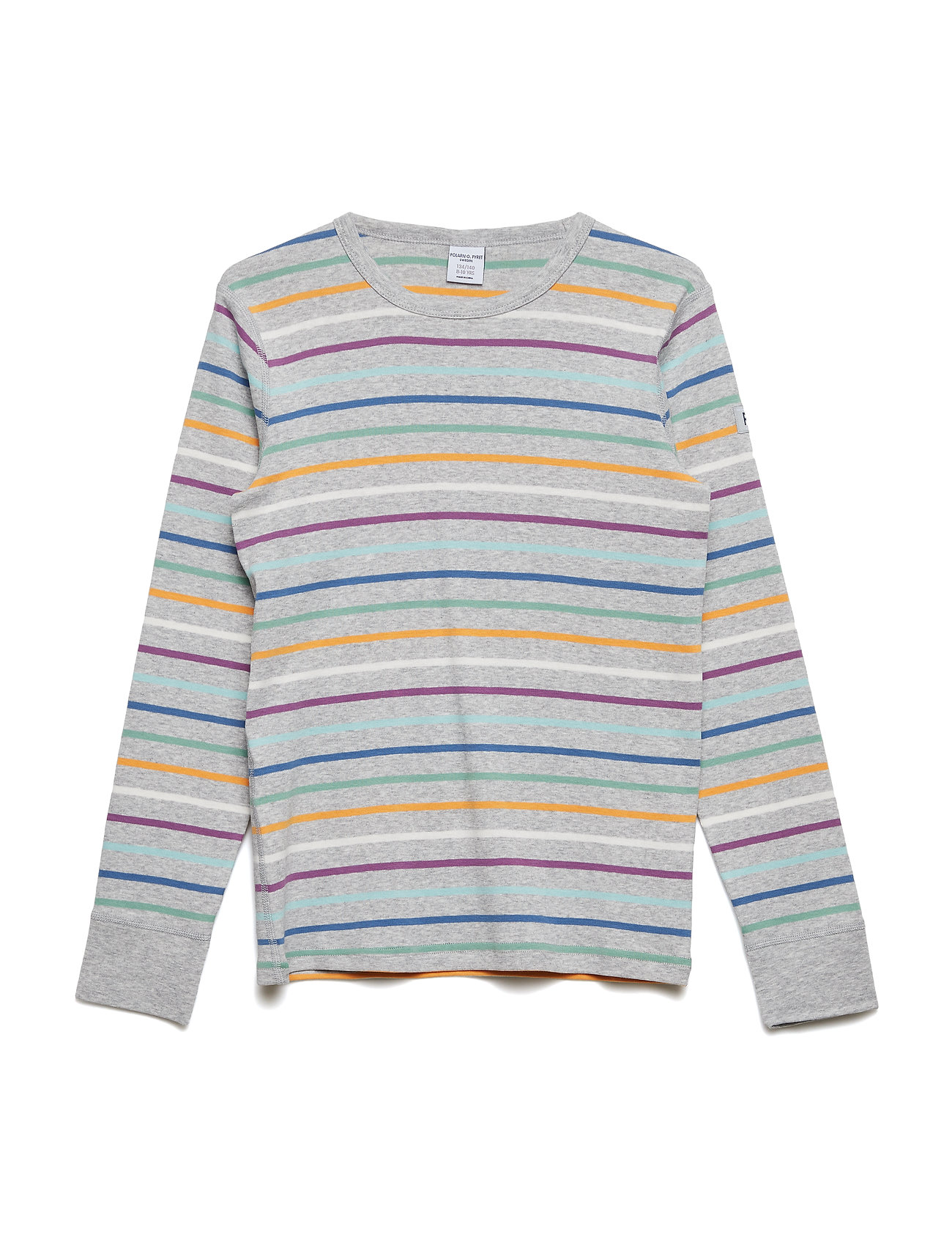 Polarn O. Pyret T-shirt Long Sleeve stripe School