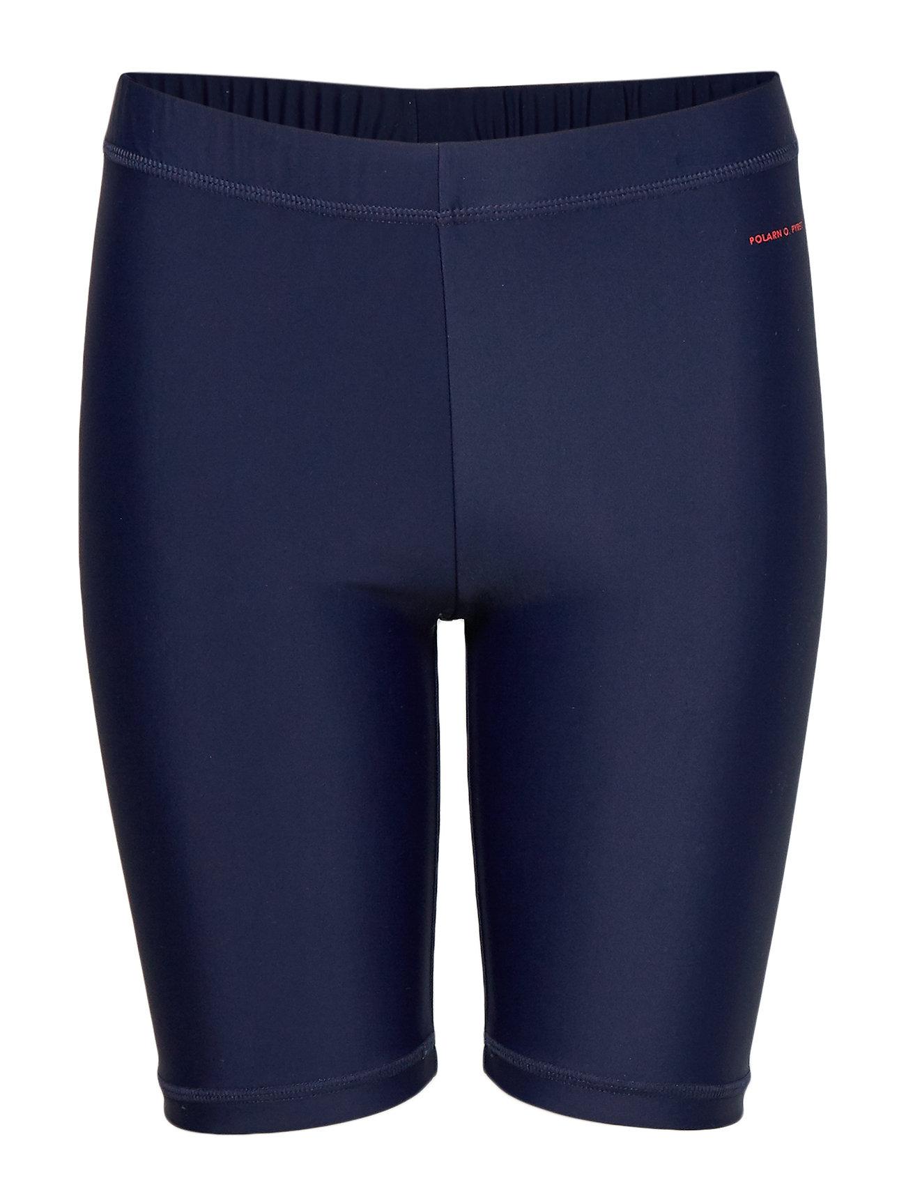 Polarn O. Pyret Swimwear Pants Short UPF - DARK SAPPHIRE