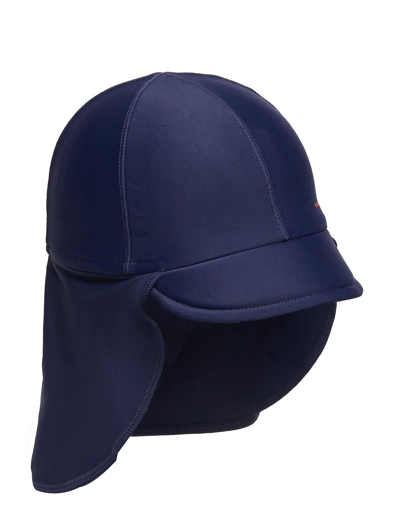 Polarn O. Pyret UPF 50 CAP Solid - DARK SAPPHIRE