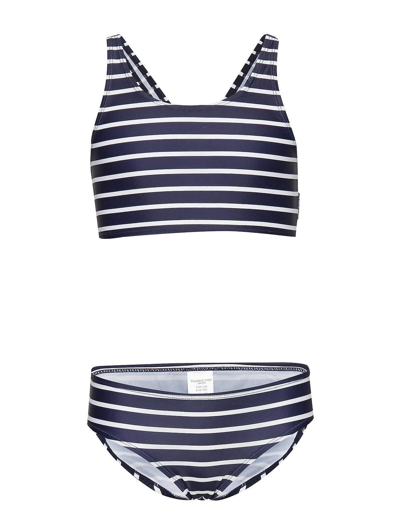Polarn O. Pyret Bikini Stripe