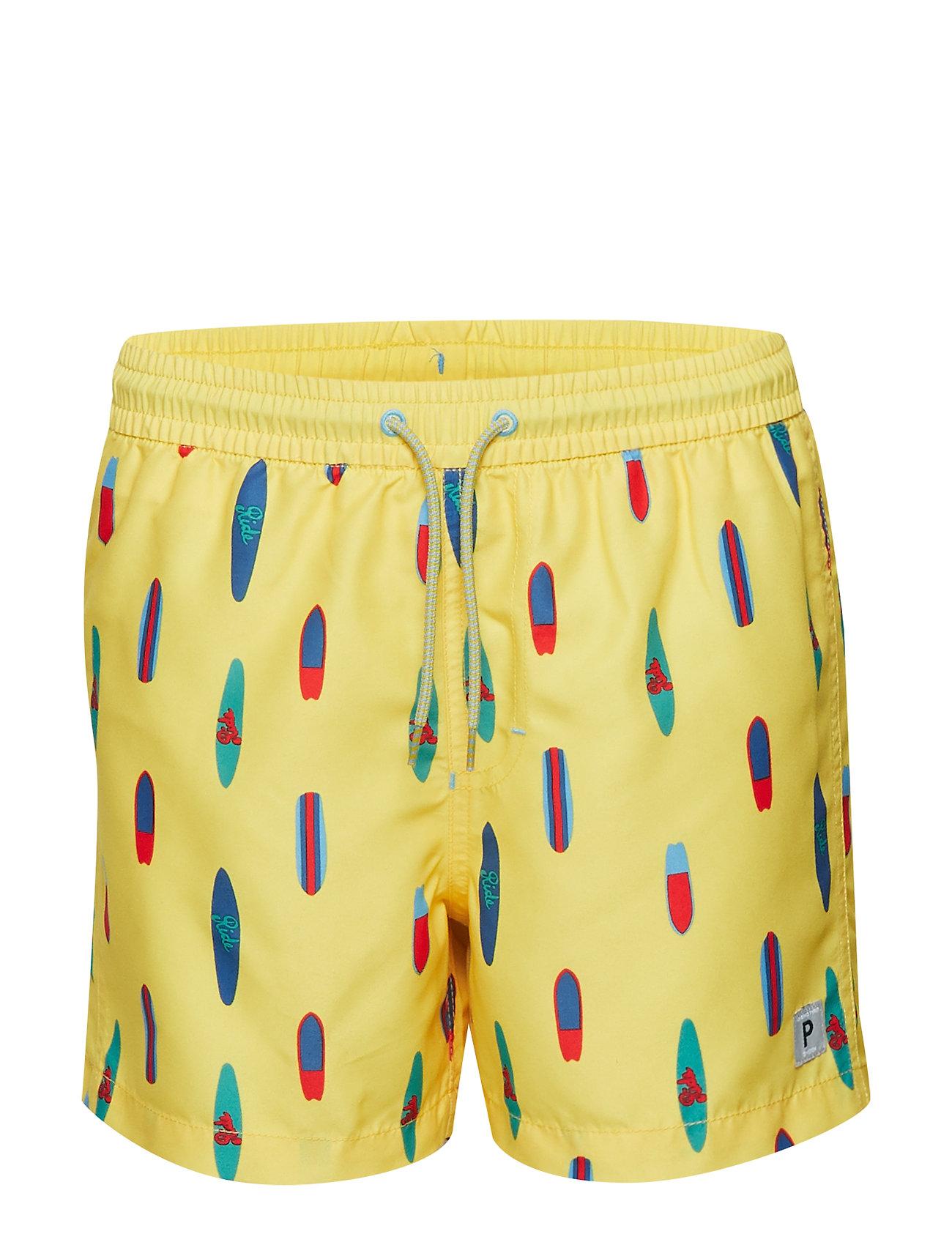 Polarn O. Pyret Swimwear Pants AOP School