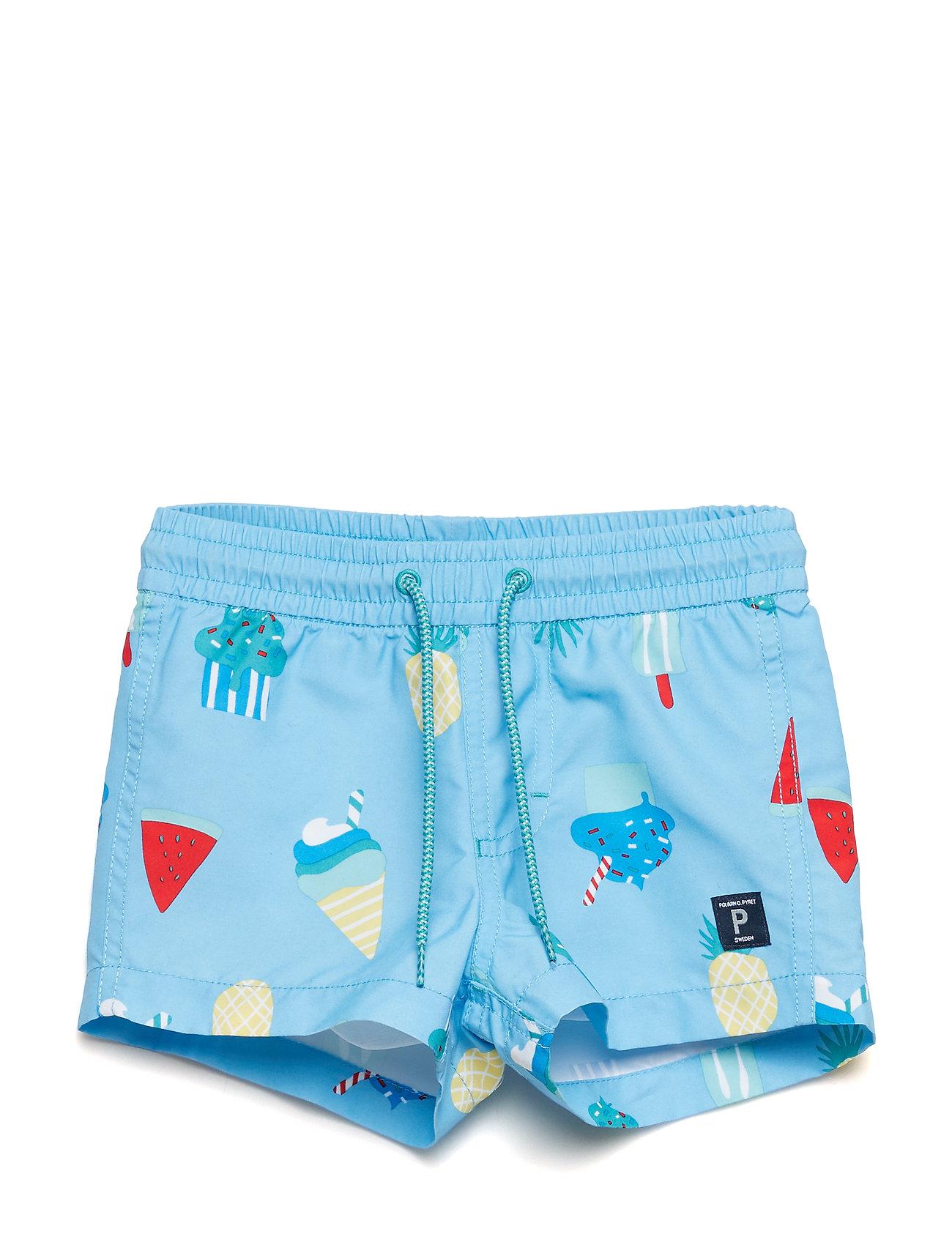 Polarn O. Pyret Swimwear Pants AOP PreSchool