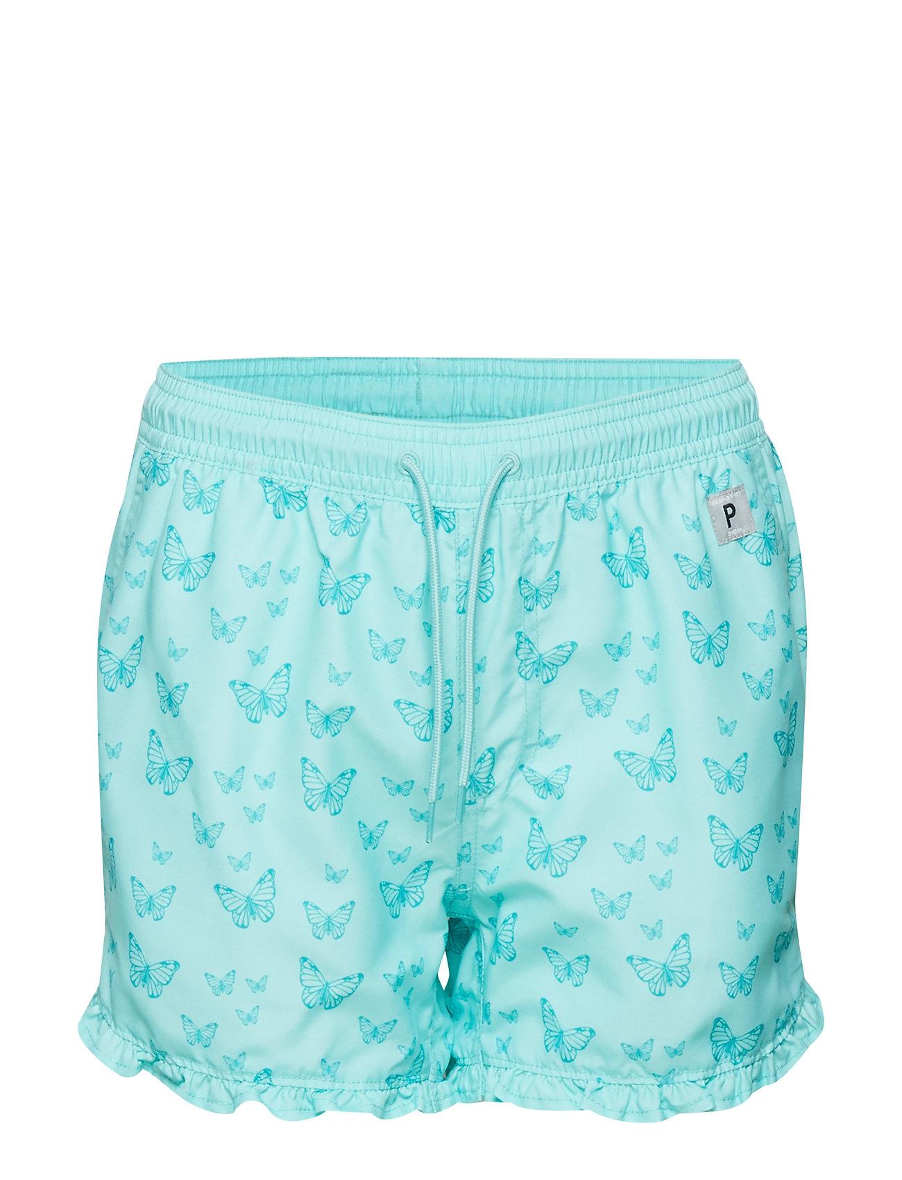 Polarn O. Pyret Swimwear Pants Solid - AQUA HAZE