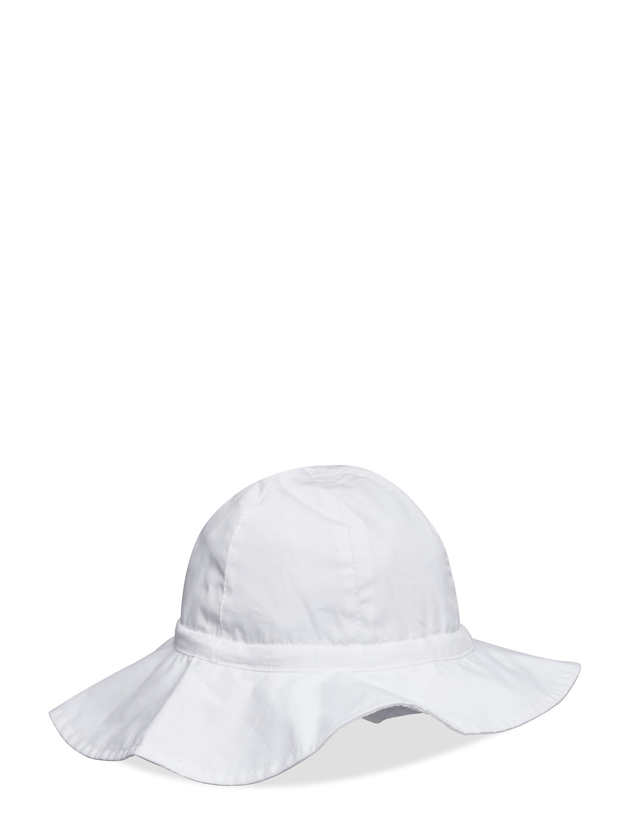 Polarn O. Pyret Sunhat UV Baby - SNOW WHITE
