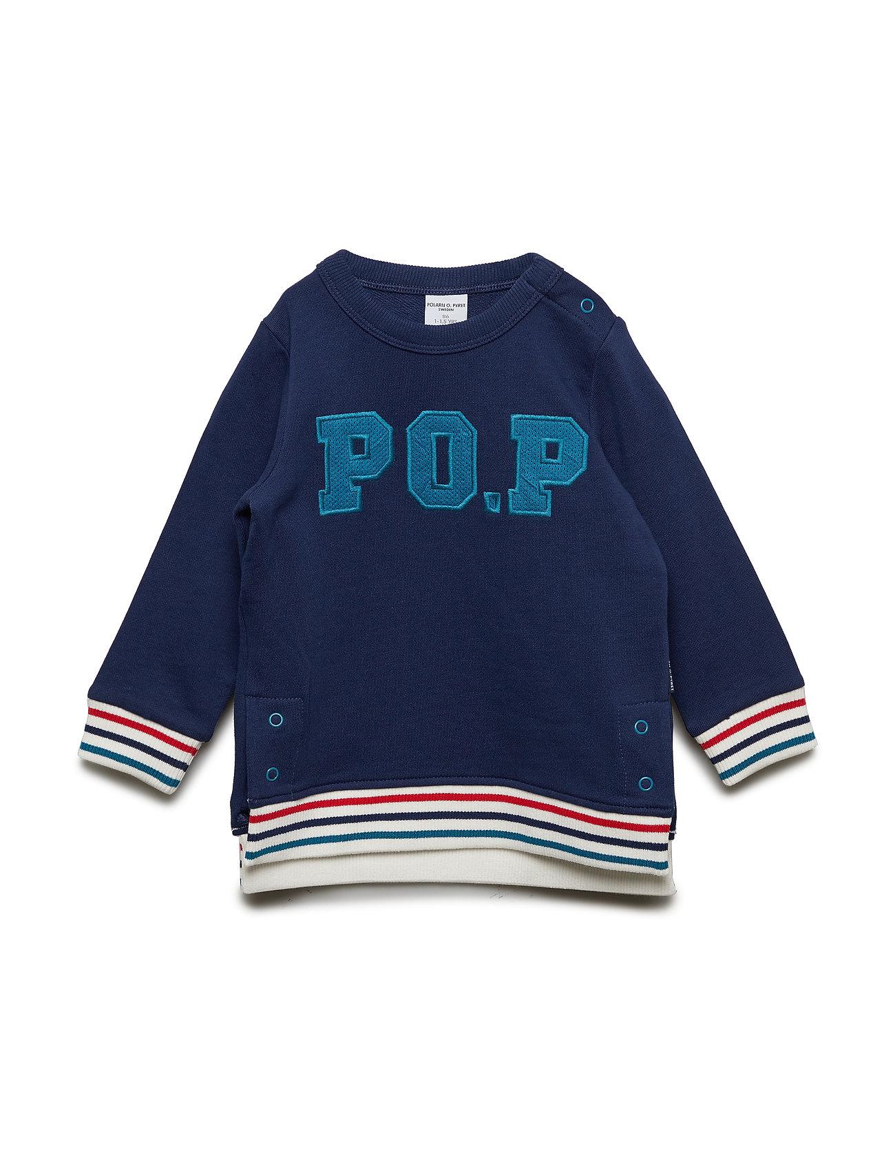 Polarn O. Pyret Sweater W Application Preschool