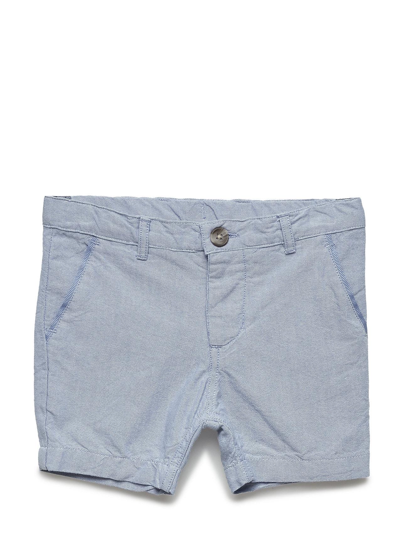 Polarn O. Pyret Shorts Woven Preschool - COOL BLUE