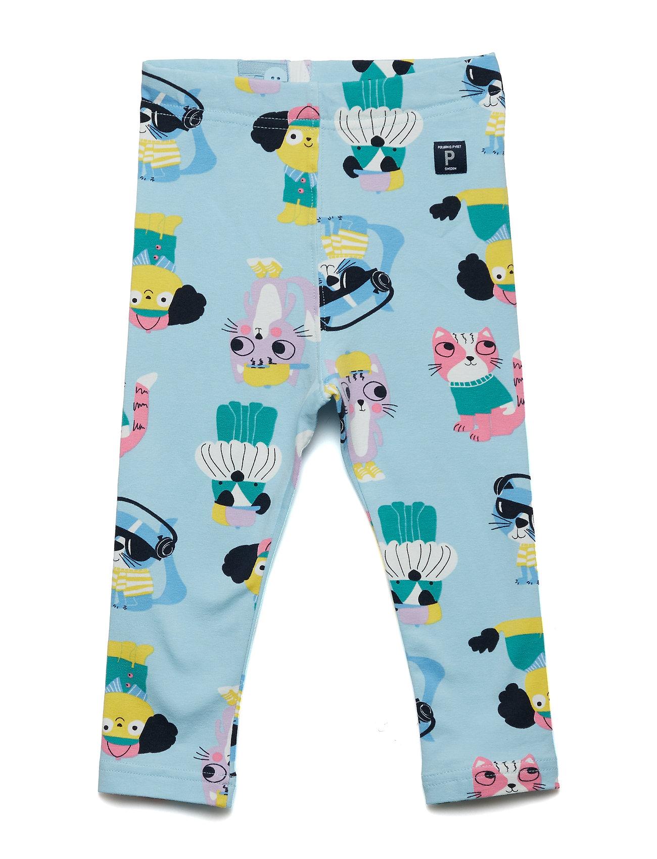 Polarn O. Pyret Leggings Solid Preschool