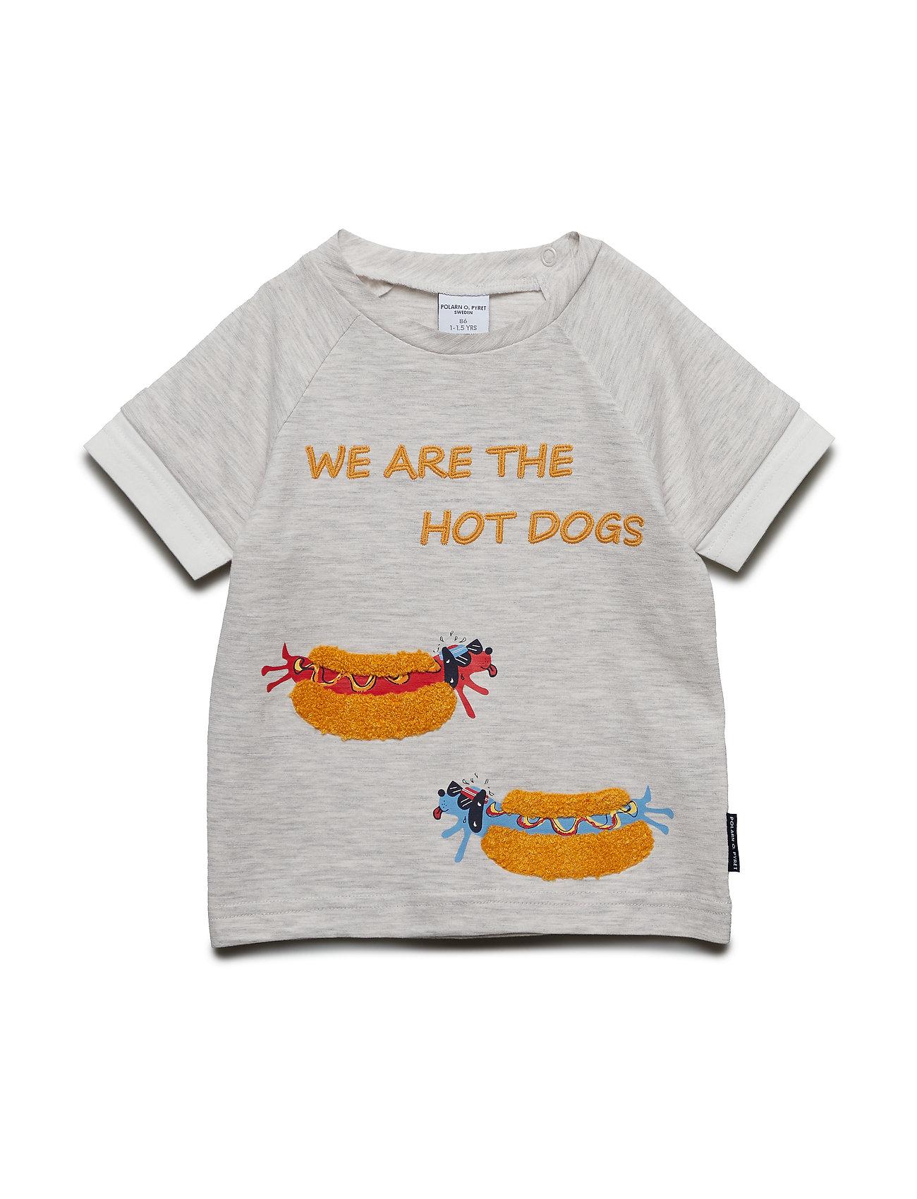 Polarn O. Pyret T-shirt S/S Preschool