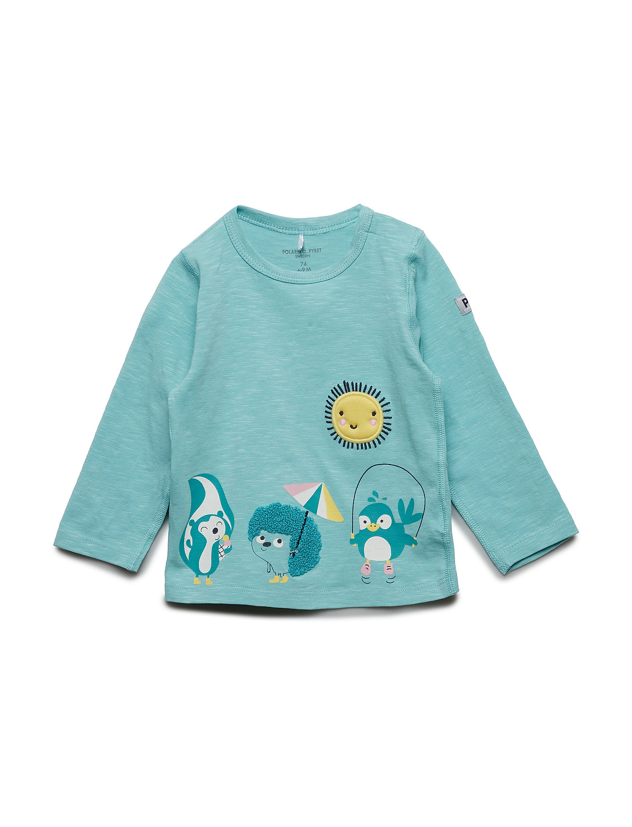 Polarn O. Pyret Top L/S jersey Baby