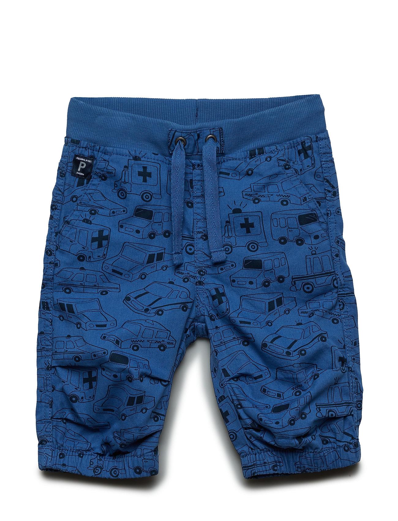 Polarn O. Pyret Shorts Woven AOP Preschool